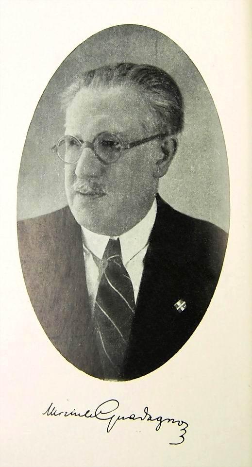 Naturalista Michele Guadagno (Napoli 16 Ottobre 1878 - Napoli 10 Settembre 1930)
