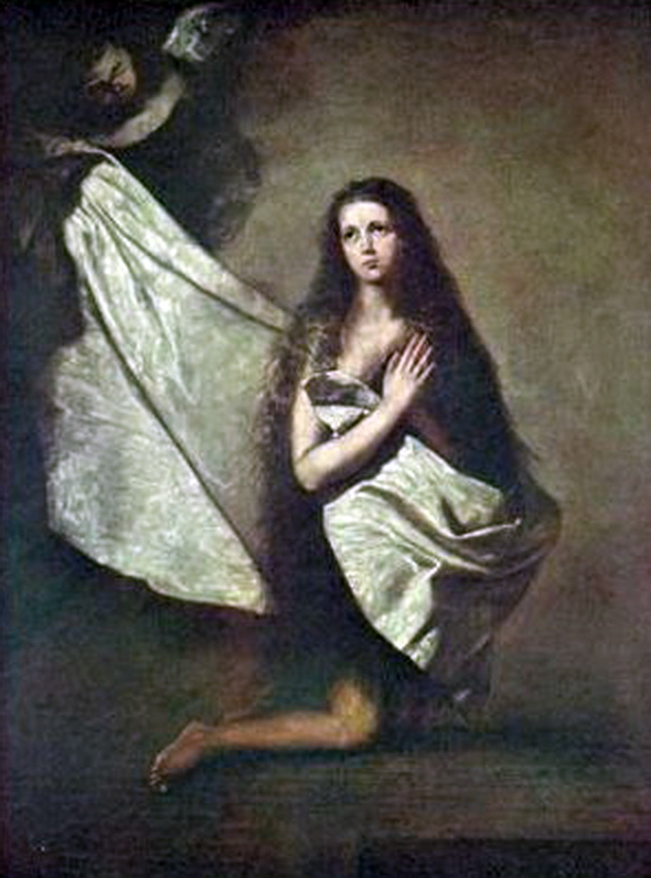 Sant'Agnese in carcere, Jusepe de Ribera