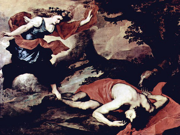 Venere e Adone, Jusepe de Ribera