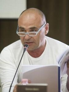 L'attore stabiese, Gaetano Amato