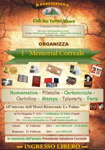 1° Memorial Correale