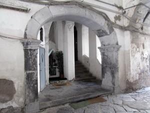 Arco Antico non valorizzato
