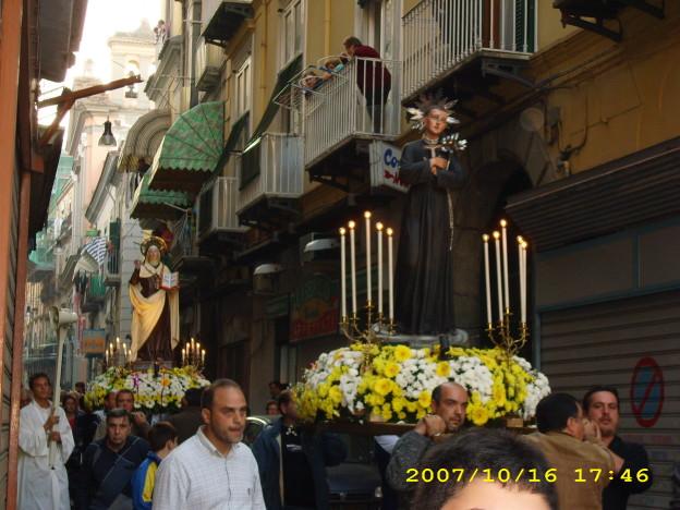 Processione di San Gerardo, gentilmente donatami dal Signor Mario Vanacore