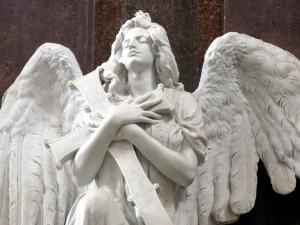 Monumento Signor Sarnelli, Pace