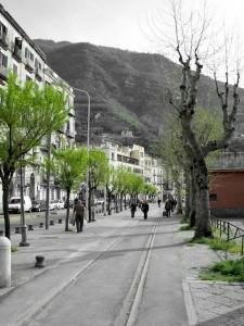 Primavera, via Bonito