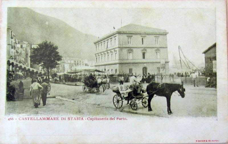 Da Piazza Orologio (coll. Giuseppe Zingone)