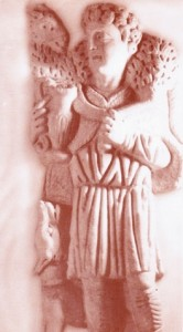 Sarcofago del Buon Pastore, Particolare