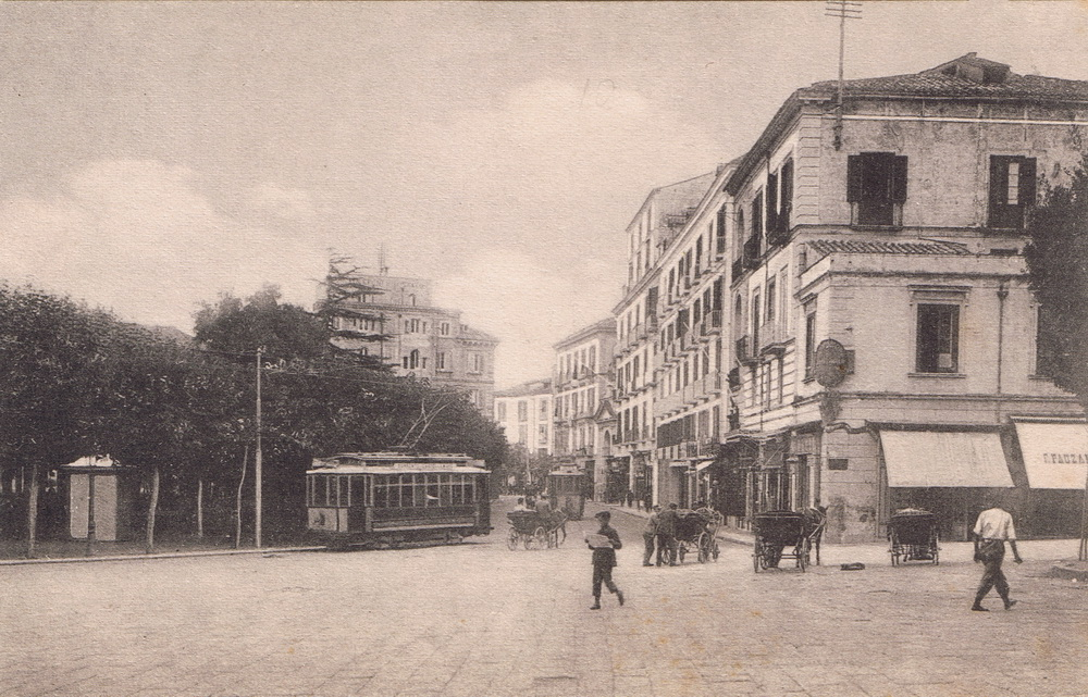 Via Mazzini, La nostra piccola via Toledo