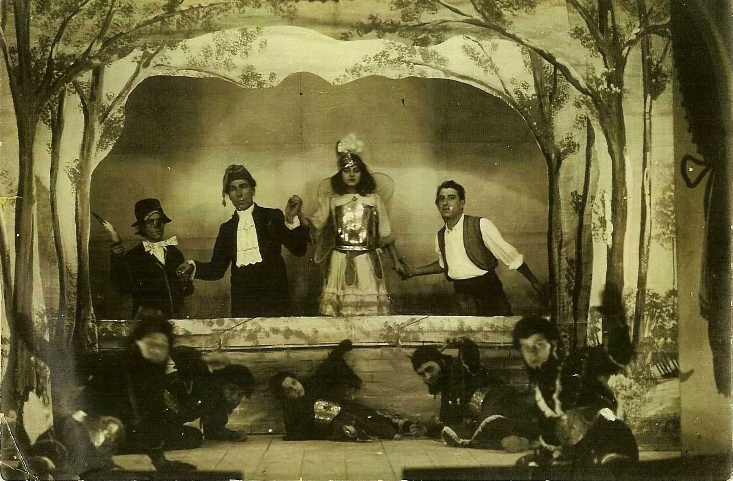 La cantata dei pastori (Castellammare, anno 1934)