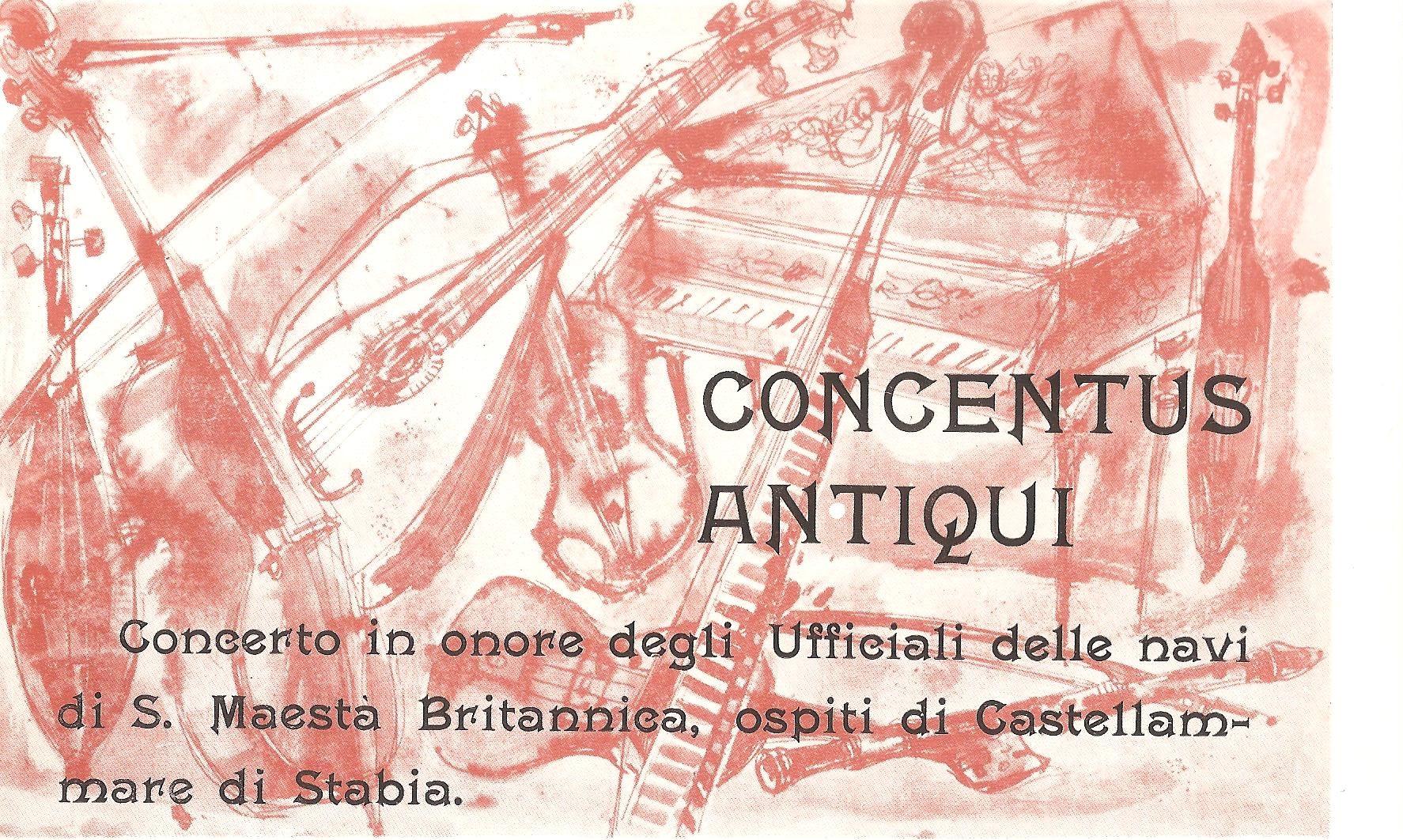 Concerto antico (marzo 1968)