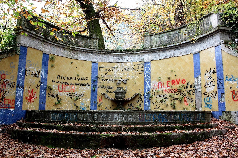 """La """"Fontana del re"""" (foto Maurizio Cuomo)"""