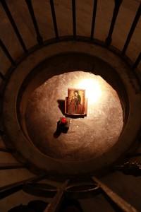 Madonna nel pozzo