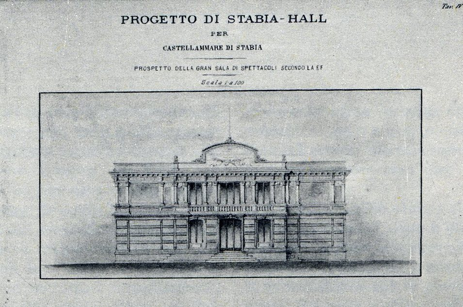 Lo Stabias hall