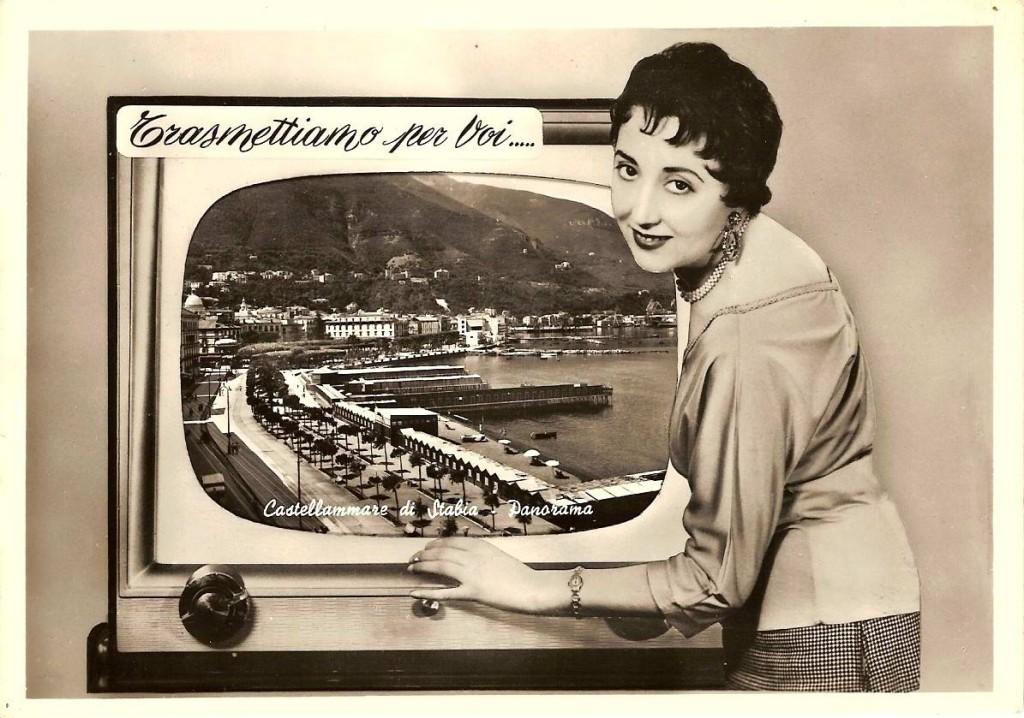 Cartolina d'epoca (coll. Bonuccio Gatti)