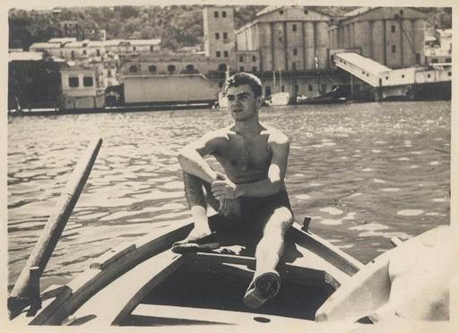 Franco Avallone 1954