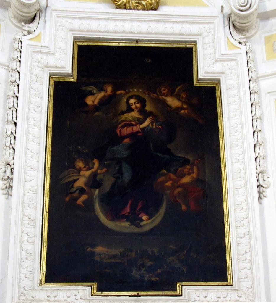 Immacolata Concezione ( 'a 'Mmaculata ), Chiesa di San Giacomo Maggiore - Castellammare di Stabia