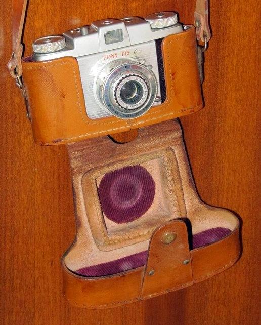 La Kodak Pony 135