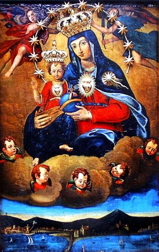 Madonna di Portosalvo a Castellammare di Stabia