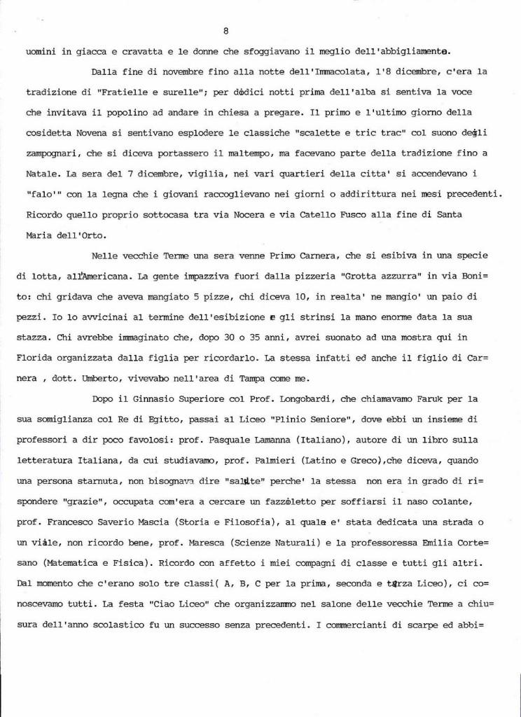 Peppe Cuomo dattiloscritto 8