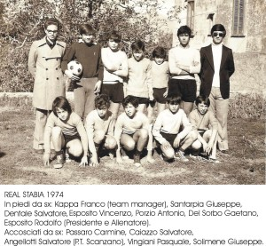 Real Stabia (anno 1974)