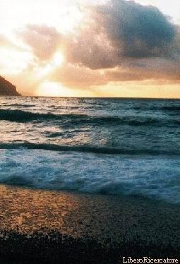 Suggestiva foto di Castellammare dal rione Spiaggia, Maurizio Cuomo