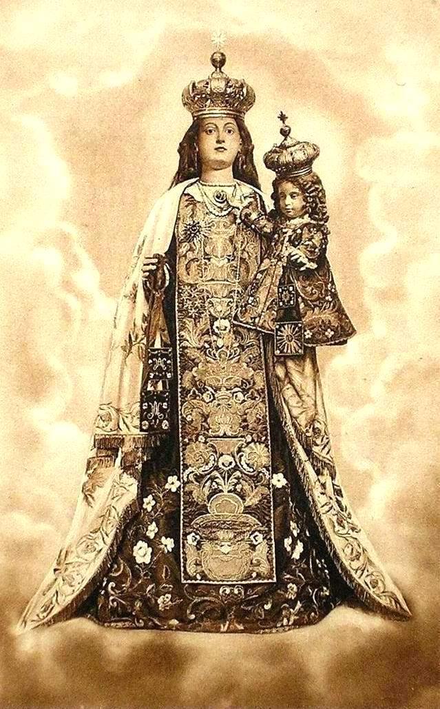 Beatissima Vergine del Carmelo