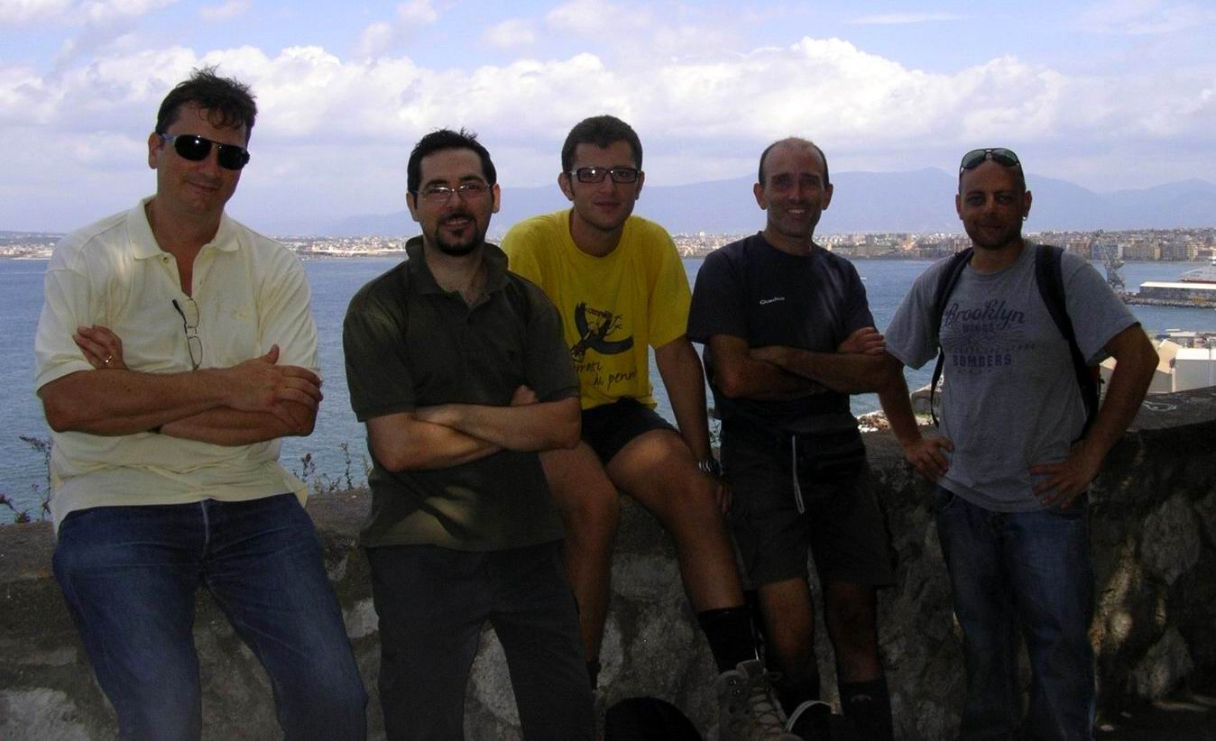 Pozzano (foto di gruppo)