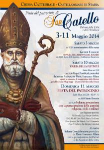 Festa del Patrocinio di san Catello (maggio 2014)