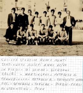 S.S. Romeo Menti (allievi)