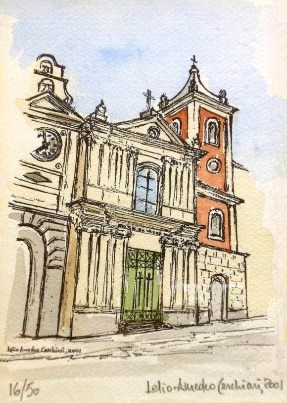 Chiesa di Scanzano (anno 2001)
