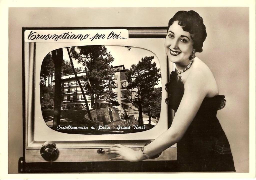 Castellammare in Televisione (coll. Bonuccio Gatti)
