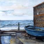 Il vicolo sul mare