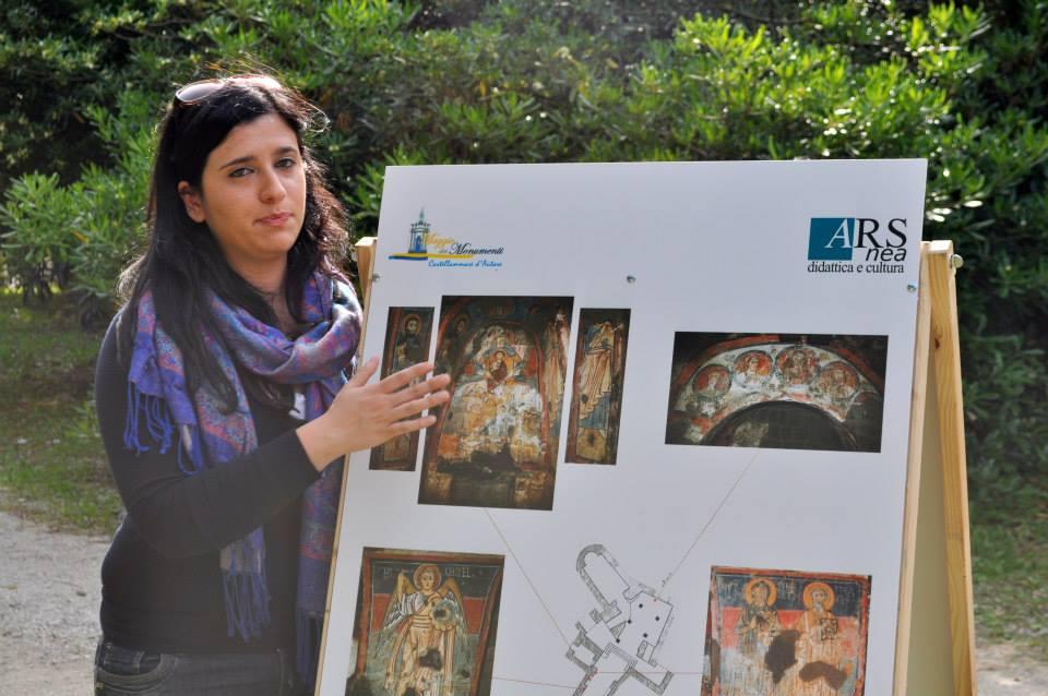 Martina Sabia (foto Enzo Cesarano)