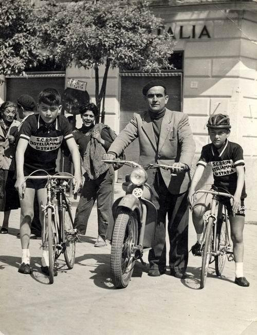 Anno 1951: S.C. Brin di Castellammare di Stabia (Salvatore De Rosa e figli)