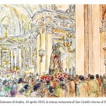 San Catello torna al Duomo