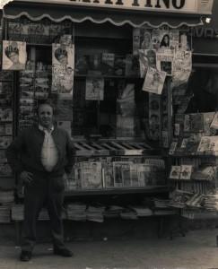 Vincenzo Esposito e i giornali