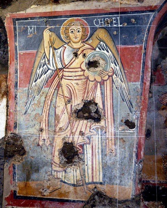 San Michele grotta San Biagio