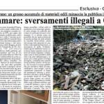 L'articolo pubblicato da il Gazzettino Vesuviano nel 2010