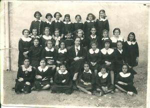 Scolaresca (anno 1937)