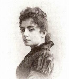 Vittoria Aganoor, immagine presa dal web