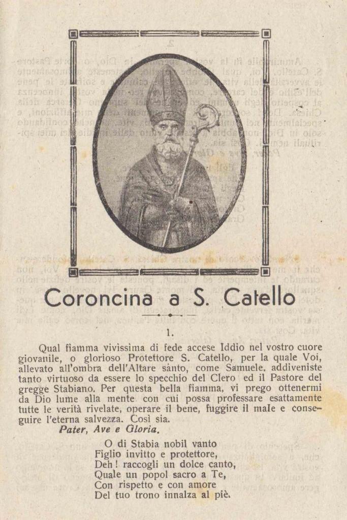 Coroncina a San Catello