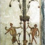 Amorini svolazzanti, I sec d.C.