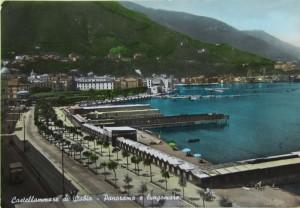 Castellammare di Stabia, stabilimenti balneari, collezione Giuseppe Zingone