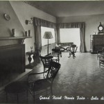 Grand Hotel Faito Sala di soggiorno
