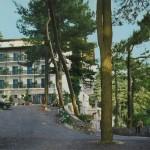 Grand Hotel Monte Faito ingresso