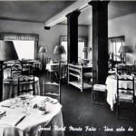 Grand Hotel Monte Faito una sala da Pranzo