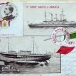 Navi varate a Castellammare (3)