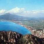 Panorama con Vesuvio dal Faito (3)