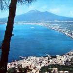Panorama con Vesuvio dal Faito (4)