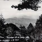 Panorama con la Penisola Sorrentina